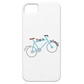 Popa Wheelie iPhone 5 Cases