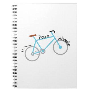 Popa Wheelie Notebook