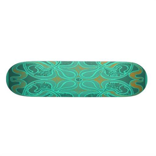 popart 1 skateboard deck