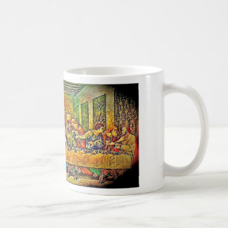 PopArt da Vinci Coffee Mug