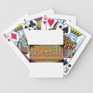 PopArt Da Vinci Poker Karten