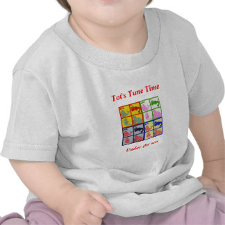 popart de seahorsesmallcollage-1.png, debajo del camiseta