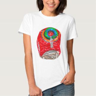 popart design t shirt
