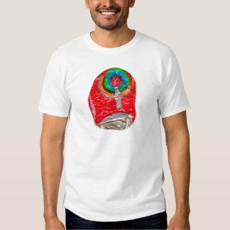 popart design tee shirt