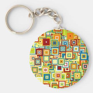 Popart Keychain