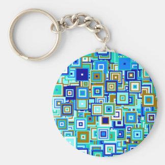 Popart sample keychain