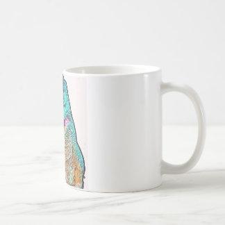 PoPArt T-Rex Coffee Mug