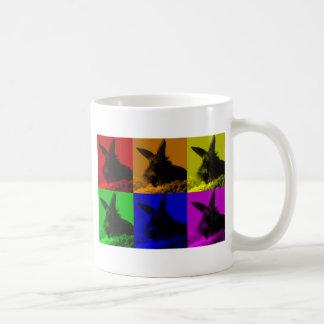 PopartDesi Classic White Coffee Mug