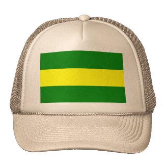 Popayan, Columbia Mesh Hat