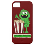 Popcorn Addict iPhone5 case mate barely there iPhone 5 Covers