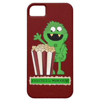 Popcorn Addict iPhone5 case mate barely there