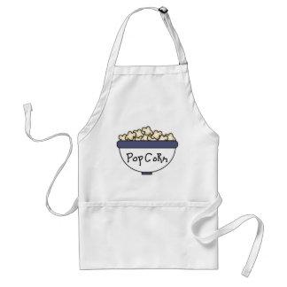popcorn adult apron