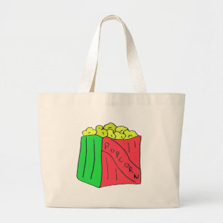 POPcorn Art Jumbo Tote Bag