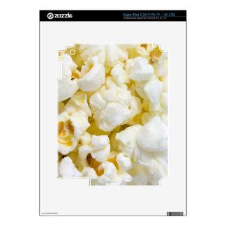 Popcorn Background iPad 3 Decal
