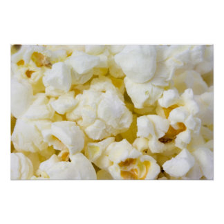 Popcorn Background Poster