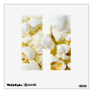 Popcorn Background Wall Decal