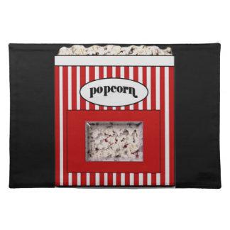 Popcorn Bucket Placemat