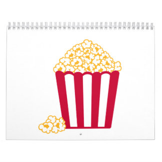 Popcorn Calendar