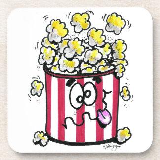 Popcorn Coaster