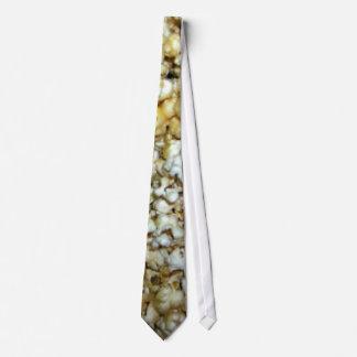 Popcorn Crunch Magnified - Tie