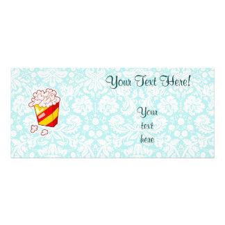 Popcorn; Cute Rack Card