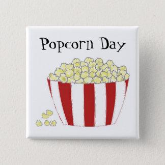 Popcorn Day Button