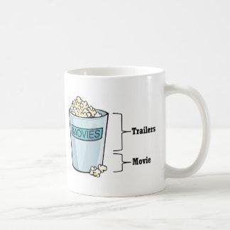Popcorn Full Coffee Mug