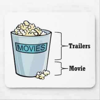 Popcorn Full Mouse Pad