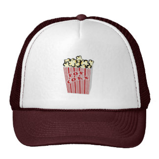 Popcorn hat - pick anyone you'd like!