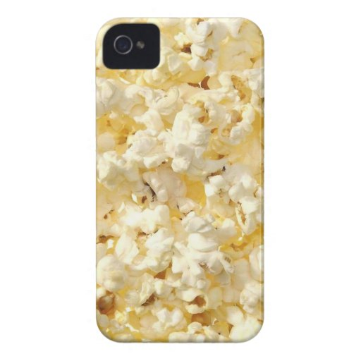 Popcorn iPhone 4 Barely There Universal Case iPhone 4 Case-Mate Cases