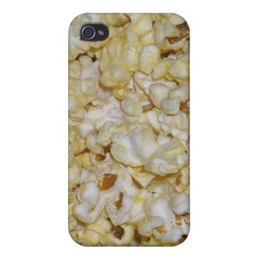 Popcorn iPhone Case iPhone 4/4S Case