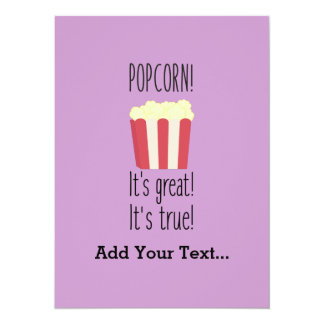 Popcorn! its great Zbzkp Card