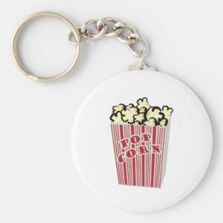 Popcorn Keychain! Keychain