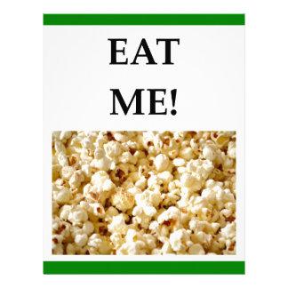 popcorn letterhead