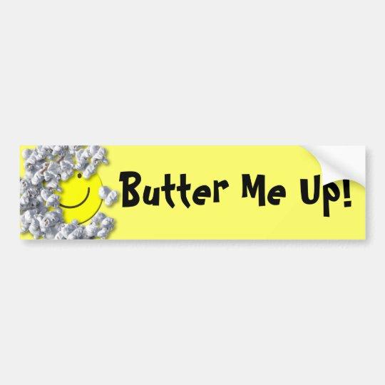 Popcorn Lover Collection Bumper Sticker
