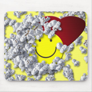 Popcorn Lover Collection Mouse Pad