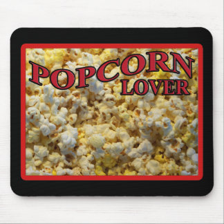 Popcorn Lover Gifts and Apparel Mouse Pad
