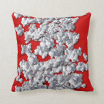Popcorn Lovers Throw Pillows
