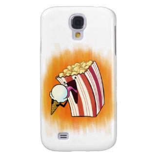 Popcorn Loves Ice Cream Samsung Galaxy S4 Cover