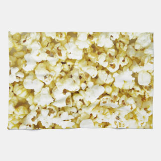 Popcorn Madness Towel