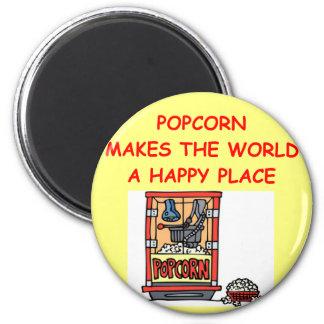 popcorn fridge magnets