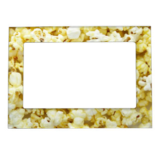 Popcorn Magnetic Photo Frame