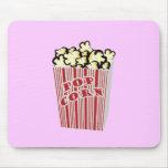 Popcorn mousepad!