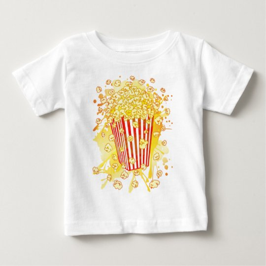 POPCORN_PARTY BABY T-Shirt