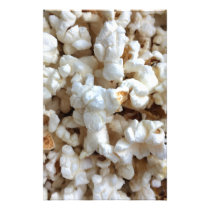 Popcorn Photo Stationery
