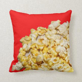 """""""Popcorn Pillow"""" JTG Art Pillow"""