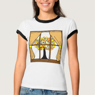 Popcorn Popping on the Apricot Tree T-Shirt