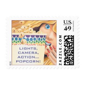 Popcorn © postage
