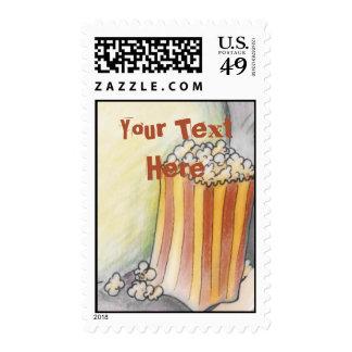 Popcorn Postage