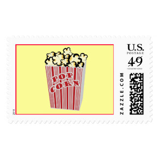 Popcorn postage PARTY